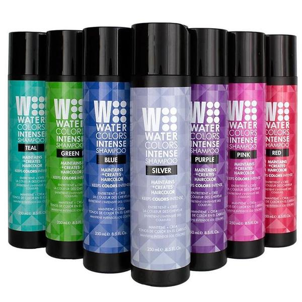 Watercolors Intense Shampoo